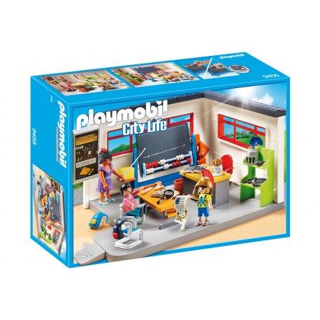 Playmobil 9455 - sala do lekcji historii