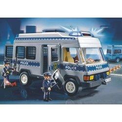 PLAYMOBIL 4023 - FURGONETKA POLICYJNA
