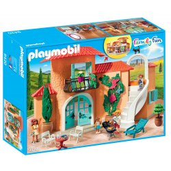 Playmobil 9420 - słoneczna wakacyjna willa