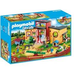 Playmobil 9275 - Hotel dla zwierząt Łapka
