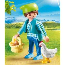 Playmobil 70030 - figurka farmerki