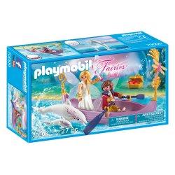 Playmobil 70000 - romantyczna łódka wróżek