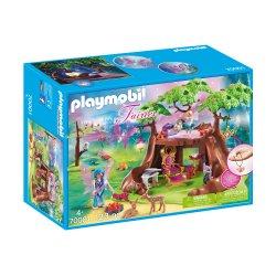 Playmobil 70001 - leśny domek wróżek