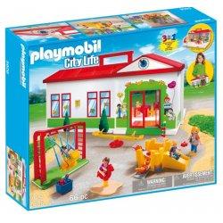 PLAYMOBIL 5606 - PRZENOŚNE PRZEDSZKOLE W WALIZCE
