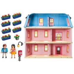 Playmobil 5303 - Romantyczny domek dla lalek Duży - Dollhouse