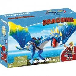 Playmobil 9247 Dragons Jak wytresować smoka - Astrid i Wichura