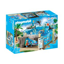 Playmobil 9060 - Oceanarium, Family Fun