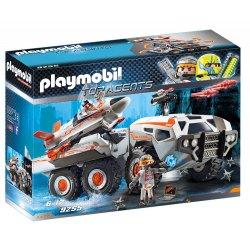 Playmobil 9255 - Wehikuł Bojowy Top Agents
