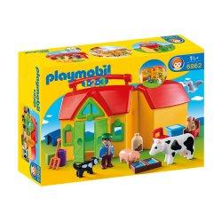 Playmobil 6962 - moje przenośne gospodarstwo rolne