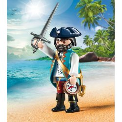 Playmobil 70032 - Pirat, Playmo friends