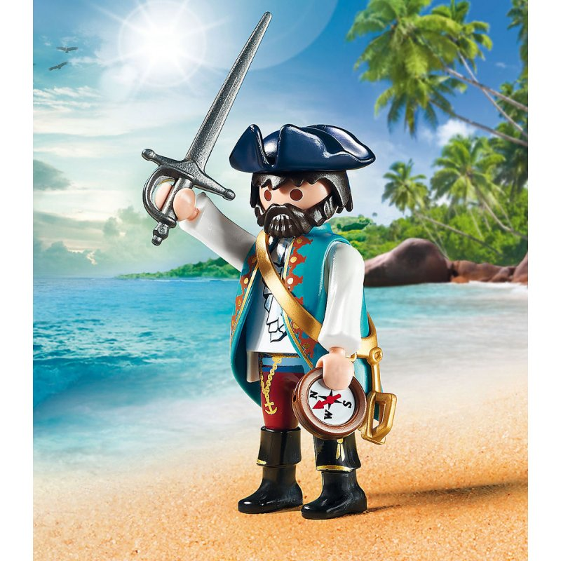 playmobil 70032  pirat playmo friends