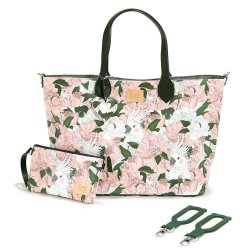 Torba medium Premium ZIP, Lady Peony. La Millou