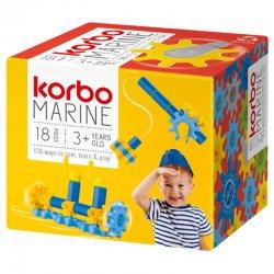Klocki Korbo - Marine 18