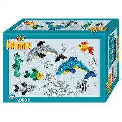 Hama midi 3507 - Small world, zwierzątka morskie