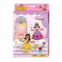 Hama 3444 - księżniczki, koraliki midi