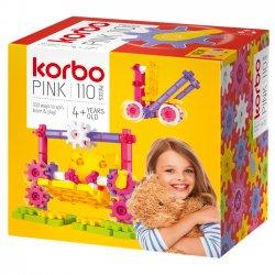 KORBO PINK 110 - Klocki Korbo