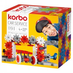 KLOCKI KORBO CAR SERVICE 119 - MECHANIK