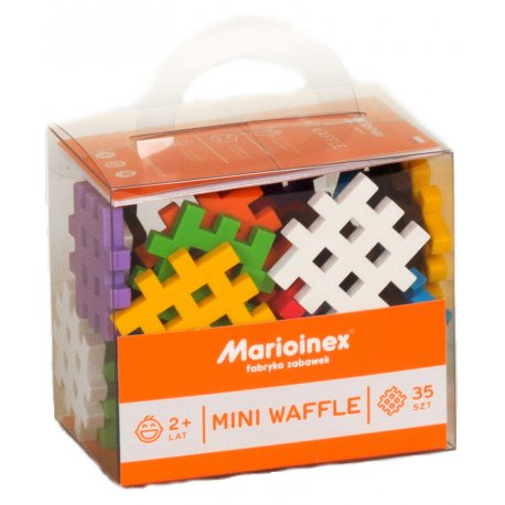 Klocki Mini Wafle 35