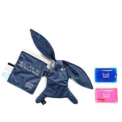 Thermo bunny Velvet, Harvard Blue, La Millou