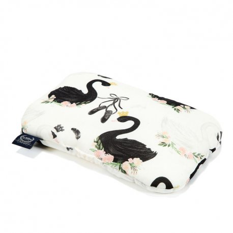 Baby Bamboo Pillow - Moonlight swan - La Millou