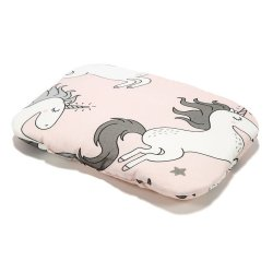 Baby Bamboo Pillow - Unicorn Sugar Bebe - La Millou