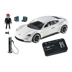 Playmobil 70078 - Porsche Mission ER z filmu