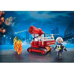 Playmobil 9467 - Robot do gaszenia pożaru