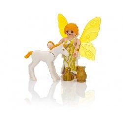 Playmobil 9438 - Słoneczna wróżka z małym jednorożcem