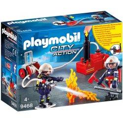Playmobil 9468 - Strażacy z gaśnicą