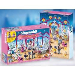 Playmobil 9485 - Kalendarz Świąteczny Bal w kryształowej kuli