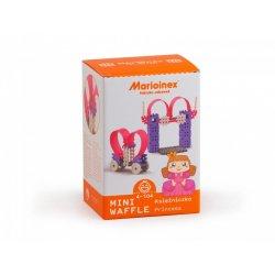 Klocki Mini Wafle - Księżniczka - Marioinex