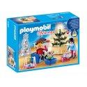 PLAYMOBIL 9495 - Salon w świątecznym wystroju