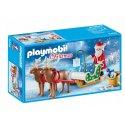 PLAYMOBIL 9496 - Sanie świętego Mikołaja z reniferami