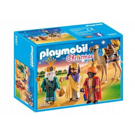 PLAYMOBIL 9497 - Trzej królowie