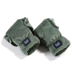 Mufka rękawice Aspen Winterproof, Khaki, La Millou