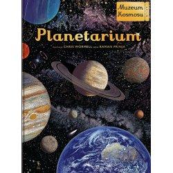 Książka Planetarium, Muzeum Kosmosu- Wydawnictwo Dwie Siostry