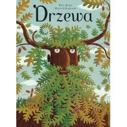 Książka drzewa- Wydawnictwo Dwie Siostry
