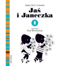 Książka Jaś i Janeczka, część 1 - Wydawnictwo Dwie Siostry
