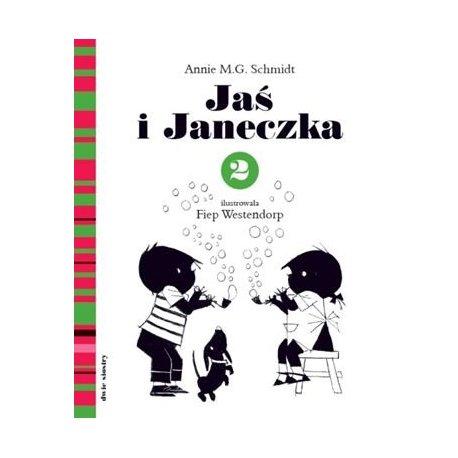 Książka Jaś i Janeczka, część 2 - Wydawnictwo Dwie Siostry