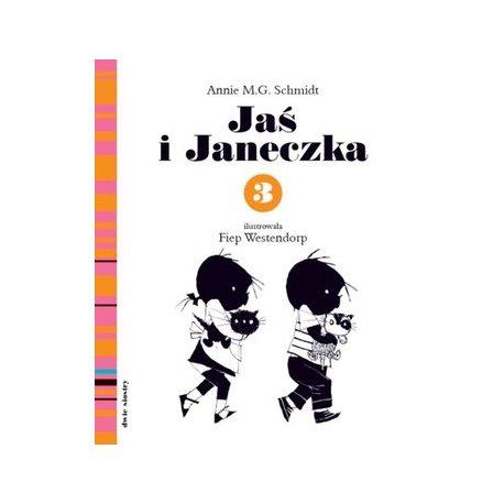 Książka Jaś i Janeczka, część 3 - Wydawnictwo Dwie Siostry