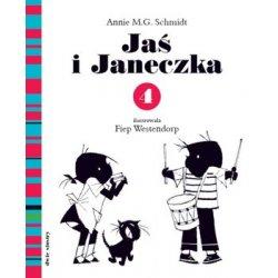Książka Jaś i Janeczka, część 4 - Wydawnictwo Dwie Siostry