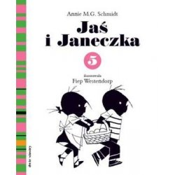Książka Jaś i Janeczka, część 5 - Wydawnictwo Dwie Siostry