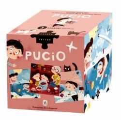 Puzzle Pucio - 3 w 1
