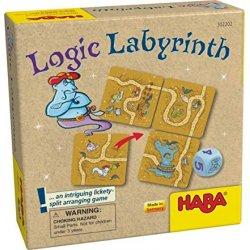 Gra Haba, Logiczny Labirynt