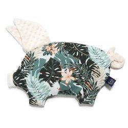 Poduszka Sleepy Pig, Papagayo, Ecru, La Millou