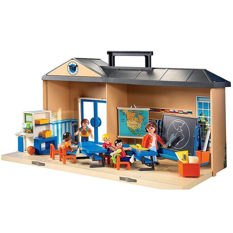 Playmobil 5941 - Szkoła w przenośnej walizce