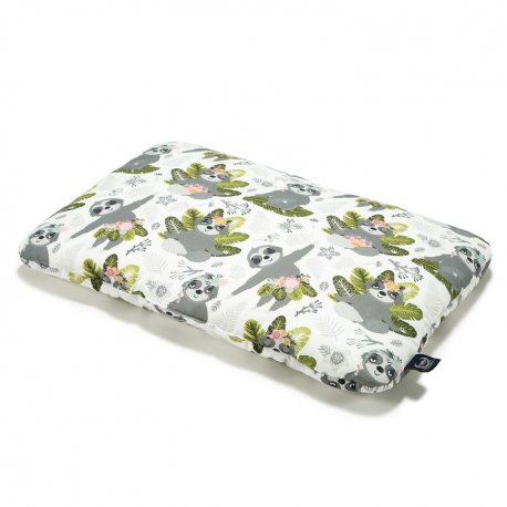 Poduszka Bed Pillow, Yoga Sloth Squad, La Millou