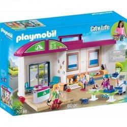 Playmobil 70146 - Przenośna klinika dla zwierząt