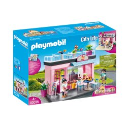 Playmobil 70015, Moja Kawiarnia