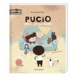 Książka Pucio Umie opowiadać - Wydawnictwo Nasza Księgarnia
